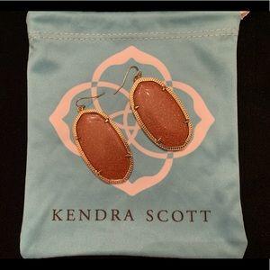 KENDRA SCOTT Danielle Goldstone Earrings